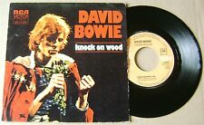 DAVID BOWIE Knock on wood (3'08 live) 45 FRENCH RCA VICTOR