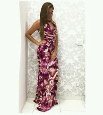 New Guess by Marciano floral print maxi dress size 42/M