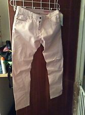 pink jeans by 17 & CO.....size 12/14