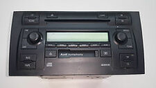 AUDI A6 C5 2003 ALLROAD SYMPHONY STEREO RADIO CD TAPE PLAYER HEAD 4B5186719