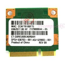 For HP COMPAQ 630703-001 629883-001 RALINK RT5390 Half-mini Wireless N Card
