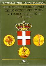 Libro volume secondo (1900-1946) prove-varianti-errori-falsi