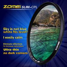 Zomei Ultradünnen AGC Optisches Glas PRO CPL Polfilter Objektive Filter -77mm