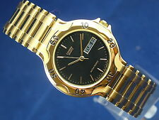 Vintage Citizen Gents Quartz Divers Style Bracelet Watch NOS Circa 1980s NOS