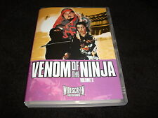 Venom of the Ninja, Vol. 3 - DVD