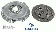New SACHS Ford Focus Mk 2 1.8 TDCI 05-, Galaxy 1.8 TDCI 06- Clutch Kit