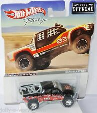 Hot Wheels Off Road - SANDBLASTER -  black-red/graphics - 1:64