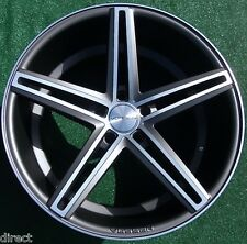 New VOSSEN VVS-CV5 VVSCV5 20 x 10.5 inch WHEEL 5x120 Machined Graphite BMW Rover
