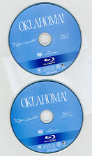 Oklahoma! 2014 edition G movie mint Blu-rays & sleeve Rodgers Hammerstein MacRae
