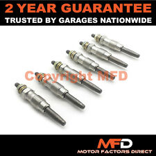 6X FOR BMW 5 SERIES 525 TDS E34 2.5 TD TDS 1993-97 DIESEL HEATER GLOW PLUGS PLUG