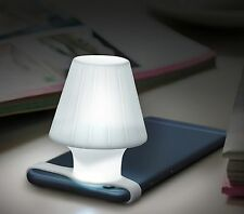 Travelamp Light Diffuser Smartphone Flashlight Mood Lamp Travel Phone NEW