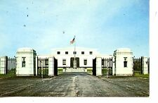 Fort Knox Gold Bullion Depository Building Entrance-Kentucky-Vintage Postcard