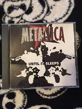 Metallica-Until It Sleeps US Promo CD PRCD 9568-2 NM