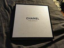 Chanel 2014 Fine Jewelry Hard Cover Catalog Look Book Ultra Thick Pages