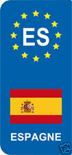 2 Stickers Europe ESPAGNE