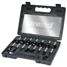 TREND 15 Piece Router Cutter Bit Starter Kit SET/SS9X1/2TC Wood Fits Festool