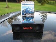 Jagermeister Mobile Wood Amplifier For Cell Phone - 2016 Promo - Brand New