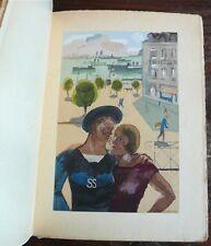 L' HOMME QUI N' A JAMAIS VU LE PRINTEMPS PIERRE HUMBOURG MONDE MODERNE 1929 édit