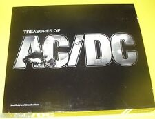 Treasures of AC/DC - Biography & Artifacts 2012 Great Photos New Book! Nice See!