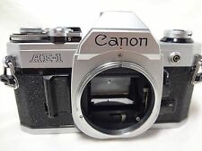 Canon AE-1 35mm SLR Film Camera Body Only From Japan Excellent- Condition 785C