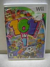 101-in-1 Party Megamix (Nintendo Wii, 2009)