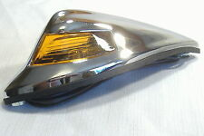 "Cozy Sidecar Amber Fender Marker Light 7"" Motorvation Inder, Velorex, Motorcycle"