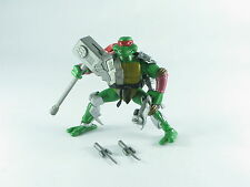 Teenage Mutant Ninja Turtles Tmnt Robo Hunter Raphael 2003 Playmates