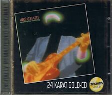 Dire STRAITS MONEY FOR NOTHING (Best of) Zounds ORO CD superrar programmazione a oggetti