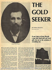 """Russell - Pierce Family History """"The Gold Seekers"""""""