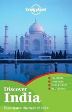 Lonely Planet Discover India (Full Color Country Travel Guide)-ExLibrary