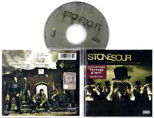 STONESOUR - Come What(ever) May 2006 Import CD Nuovo