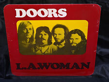 The Doors L.A. Woman SEALED USA 1971 ORIG. rounded corners and cut-out window LP