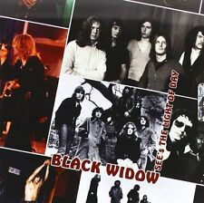 BLACK WIDOW: See's the light of day (1969/1971); demos and live; 2CD Neu