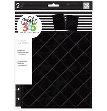 Create 365™ The Classic Happy Planner™ Snap-In Hard Cover, Quilted Night Black