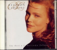 BELINDA CARLISLE - THE BEST OF BELINDA CARLISLE Vol. 1