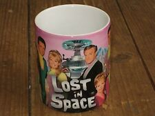 Lost in Space with Robby The Robot Great New Advertising MUG