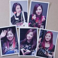 KPOP Twice Photo Stand Korea Pop Star Gift 5 Pcs New FreeShipping