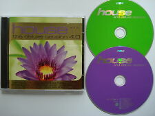 HOUSE The Deluxe Session 4.0  __  VA 2CD  __  38 Track Album 2012  __  ZYX MUSIC