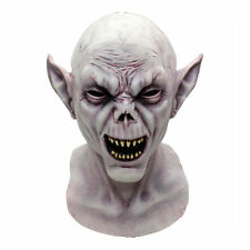 Caitiff Vampire Head & Neck Latex Scary Halloween Mask by Ghoulish Productions