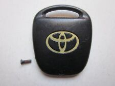 OEM TOYOTA KEYLESS REMOTE ENTRY KEY FOB BACK COVER DOOR & SCREW
