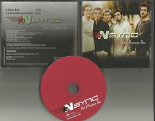 Justin Timberlake NSYNC This I promise You w/ RARE RADIO EDIT PROMO DJ CD single