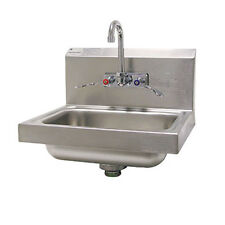 "Advance Tabco 7-PS-68 14"" Wall Model Hand Sink"