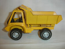 Old Vtg 1975 Pressed Steel Gabriel Ind Construction Dump Truck Lancaster PA USA