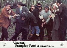 REGGIANI MONTAND VINCENT FRANCOIS PAUL & LES AUTRES 1974 PHOTO D'EXPLOITATION 12