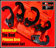 "5pc Tie Rod / Pitman Arm Adjustment Set Tool Kit **Universal**3/4"" -  1 13/16"""