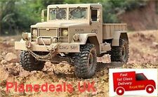 CROSS HC4 4WD  TRUCK  OFF ROAD RC ROCK CRAWLER model 1/10 533mm long