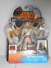 """Star Wars Rebels JEDI TEMPLE GUARD - 3.75"""", Clone Wars, Saga, Legends, new, MOC"""