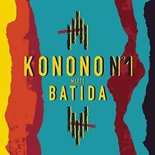 Konono No 1 Meets Batida - Konono No 1 (2016, Vinyl NEUF)2 DISC SET