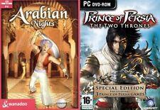 Arabian NIGHTS & Prince Of Persia Edizione Speciale (3 giochi Prince of Persia)