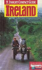 Ireland an Insight Compact Guide 1998 Paperback Highlights of the Emerald Isle